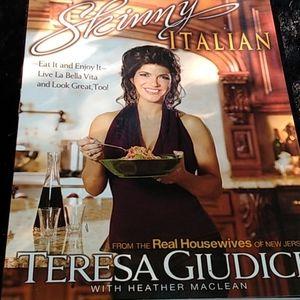 Skinny Italian Cook Book